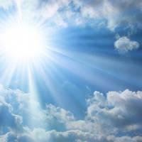 Тепло, как у солнечных лучей