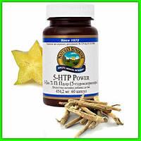 Натуральний антидепресант від безсоння при неврозі та агресивності 5-гідроксітріптофан (5-HTP Power NSP)