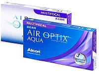 Контактные линзы Air Optix Aqua Multifocal (6 шт)