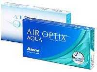 Контактные линзы Air Optix Aqua (6 шт)