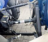 Измельчитель веток на минитрактор с колуном, фото 3
