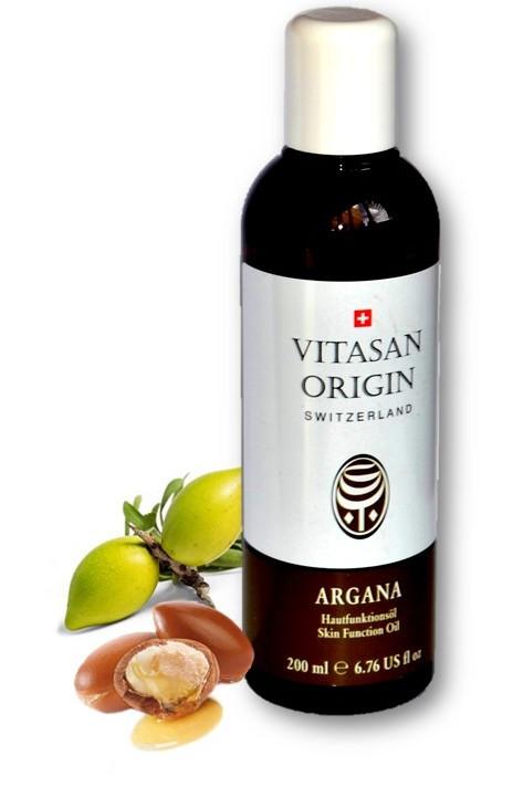 Функциональное / массажное масло для кожи Аргана, 200 мл