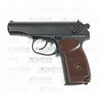 Пневматический пистолет Макарова KWC makarov pm km44dhn full metal, фото 1