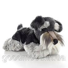 М'яка іграшка SD5454 собачка, шнауцер, 35см
