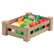 Игровой набор Ящик с продуктами Ecoiffier 948
