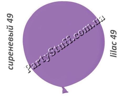 сиреневый шар 31 дюйм gemar