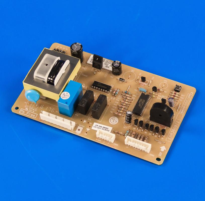 Модуль (плата управления) для холодильника LG EBR36697202