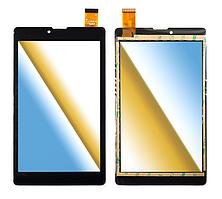 Тачскрин, сенсор для планшета FPC-DP070177-F1 184mm*107mm 30 pin Black