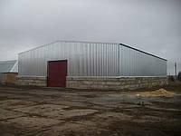 Зернохранилище 36х24х6