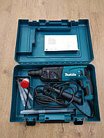 Перфоратор прямой ударный Makita HR2470 : 780 Вт - 2.7 Дж | Гарантия 1 год