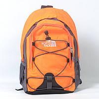 Яркий качественный спортивный рюкзак фирмы The North face Код - 8007 (оранжевый) 20л