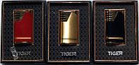 Подарочная Зажигалка Tiger 4086 Выбери свое настроение Стильный подарок деловому человеку Забудь о спичках