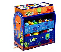 Детский комод для игрушек / шкаф OCEAN океан