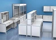 Лабораторная мебель. Индзаказ от Лабзоны