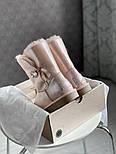 Натуральные женские угги кожаные UGG Australia Bailey Button Pink с пропиткой 36-40р. Живое фото. Люкс реплика, фото 3
