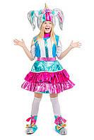 Кукла LOL «Единорожка Unicorn» карнавальный костюм для аниматоров, фото 1
