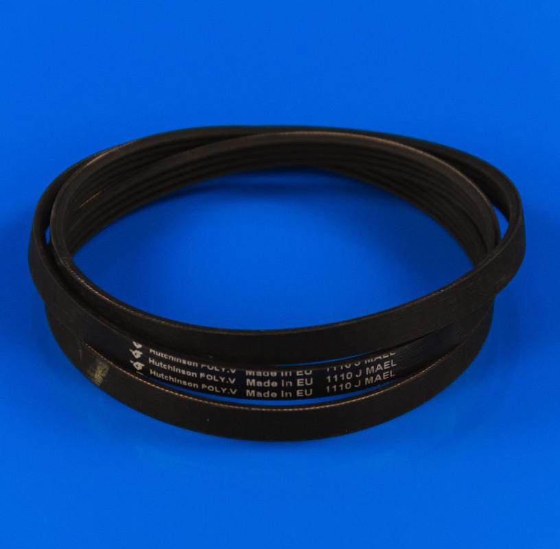 Черный ремень «Hutchinson» 1110 J4 EL