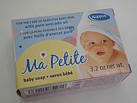 Мыло детское Kappus Ma Petite Babyseife 100 г
