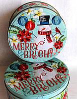 Набор шкатулочек-органайзеров для подарков, конфет, печенья, рукоделия