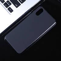 Чехол Soft Line для Doogee X50 / X50L силикон бампер черный