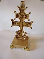 Крест настольный №001