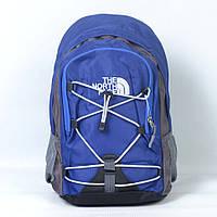 Яркий качественный спортивный рюкзак фирмы The North face Код - 8007 (синий) 20л