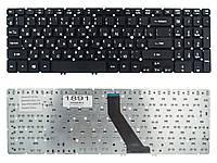 Клавиатура для ноутбука Acer Aspire V5-531 V5-551 V5-571 Ultra M3-581 M5-581 VN7-571 VN7-591G черная без рамки Прямой Enter (MP-11F53U4-528)