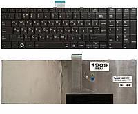 Клавиатура для ноутбука Toshiba Satellite C850 C855 C870 C875 L850 L870 L875 черная (6037B0068102)