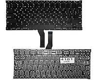"""Клавиатура для ноутбука Apple MacBook Air 13"""" A1369 A1466 черная без рамки Прямой Enter"""