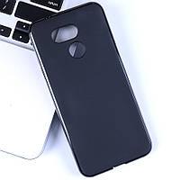 Чехол Soft Line для HTC Desire 12s силикон бампер черный