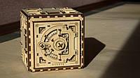 Механический 3D пазл UGEARS Сейф (70011)