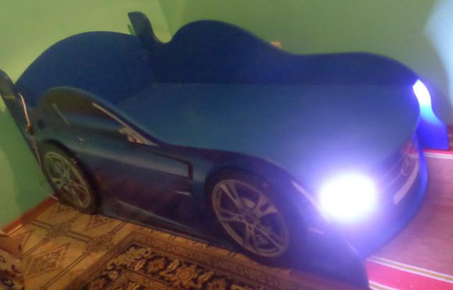 Кровати машины EGR с подсветкой