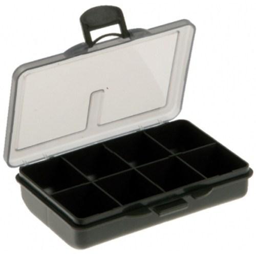 Коробка маленькая 8 отделений (10х7х2)