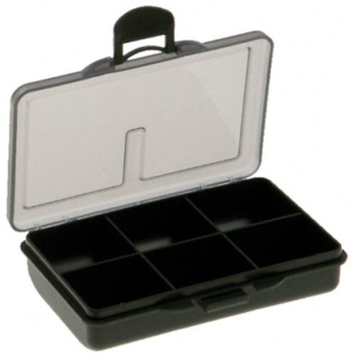 Коробка маленькая 6 отделений (10х7х2)
