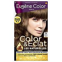 Стойкая Краска 24 Русый ЗолотистыйЭжен Колор  Eugene Color , Русый Золотистый, 115 мл, фото 1