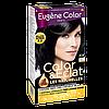 Стойкая Краска 15 ЧерныйЭжен Колор  Eugene Color                                                                                     , Черный, 115 мл