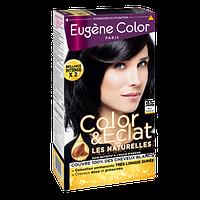 Стойкая Краска 15 ЧерныйЭжен Колор  Eugene Color                                                                                     , Черный, 115 мл, фото 1