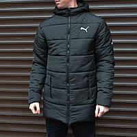 Зимняя мужская куртка парка Puma (Пума)