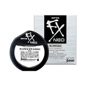 Японские капли для глаз Santen Sante FX Neo