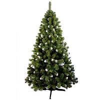 Новогодняя Искусственная Елка «Снежанна» - 1,1 м.   110 см из Пленки ПВХ