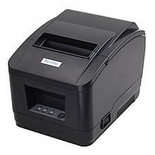 Термопринтер, POS, чековий принтер Xprinter XP-N160II-UW USB+WiFi чорний (XP-N160II-UW)