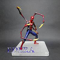 Custom Diamond Select Marvel Select Iron Spider, Железный паук, Залізний Павук, фото 1