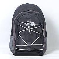 Яркий качественный спортивный рюкзак фирмы The North face Код - 8007 (черный) 20л