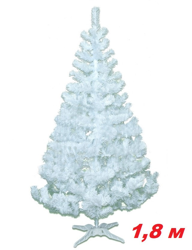 "Искусственная елка ""Белая""   Штучна ялинка ""Біла"" ( 1,8 м )"