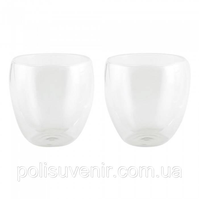 Склянки з подвійними стінками 300 мл