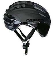 Велошлем Casco speedairo black-black (MD) 54-59