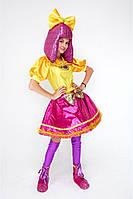 Карнавальный костюм для взрослых аниматоров  Кукла LOL ЛОЛ«Королева Блеска Glitter Queen», фото 1
