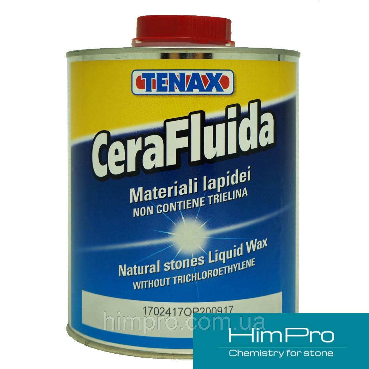 CERA Fluido 1L Tenax  Жидкий бесцветный воск