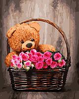Картина по номерам  Подарок для любимой (BK-GX31602) 40 х 50 см (Без коробки)