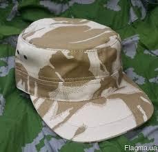 Камуфляжная кепка Desert DDPM